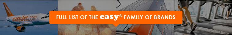 List of Easy Family of Brands