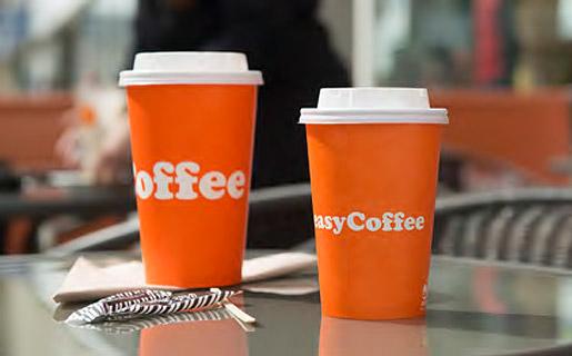 easyCoffee cups