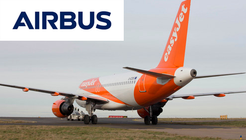 easyJet and Airbus