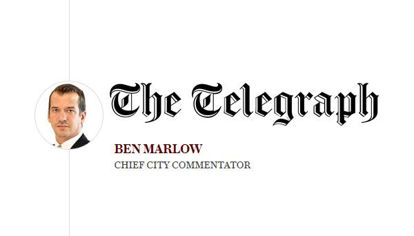 Ben Marlow Telegraph