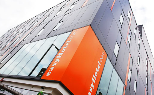 ICAMAP offer easyHotel